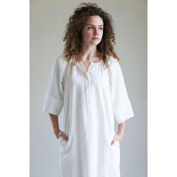 Apiece Apart Shimba Sleeve Dress