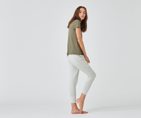crowcollective Journey Pants - White Sands
