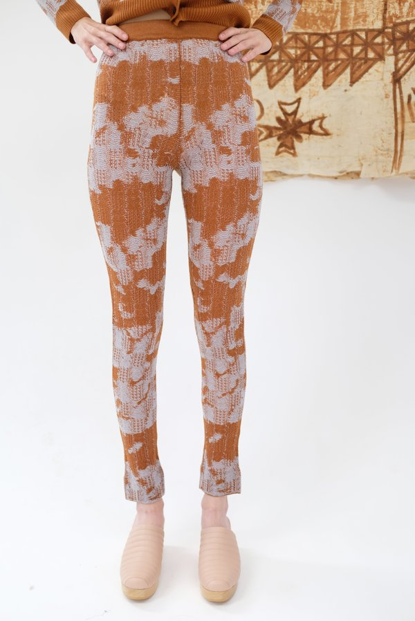 A Détacher Rose Leggings