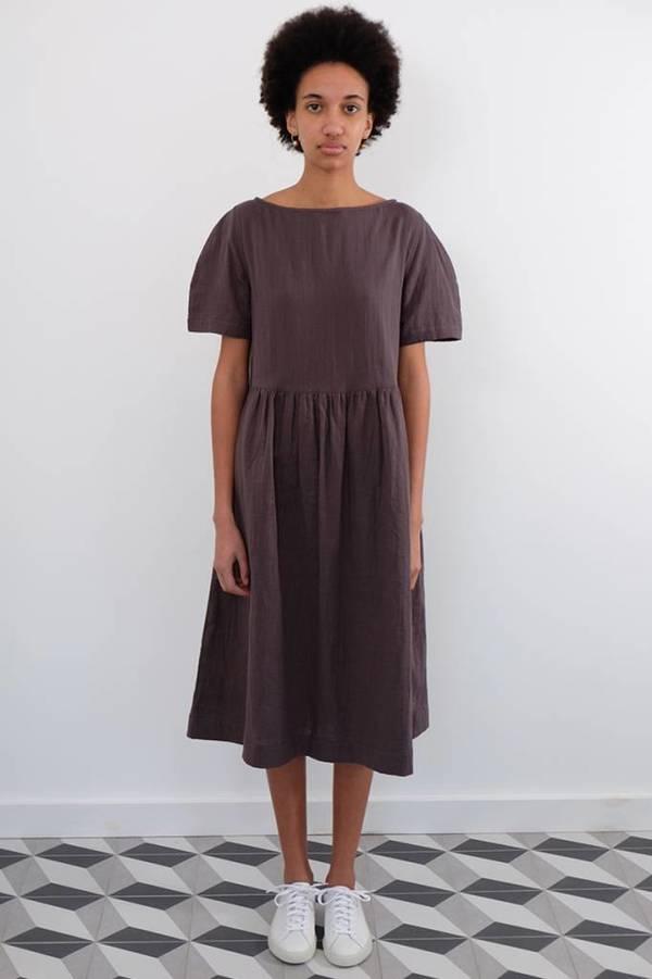 f41a68ae2c8 wrk-shp Cotton Double Gauze Summer Dress