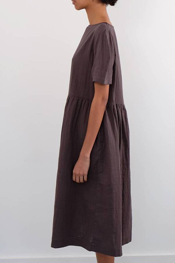 16cb9db8384 ... Cotton Double Gauze Summer Dress. sold out. wrk-shp