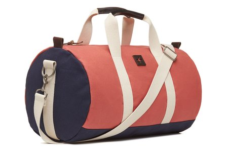 Jack + Mulligan Kennedy Duffel - Nantucket Red