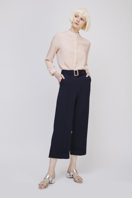 Fansilanen Wide Leg Pants with Belt