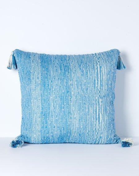 Archive New York Antigua Pillow in Ocean Tie Dye