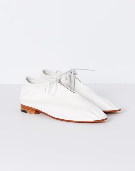 Martiniano Bootie in White