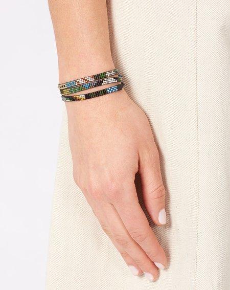 Julie Rofman Humboldt Necklace and Wrap Bracelet