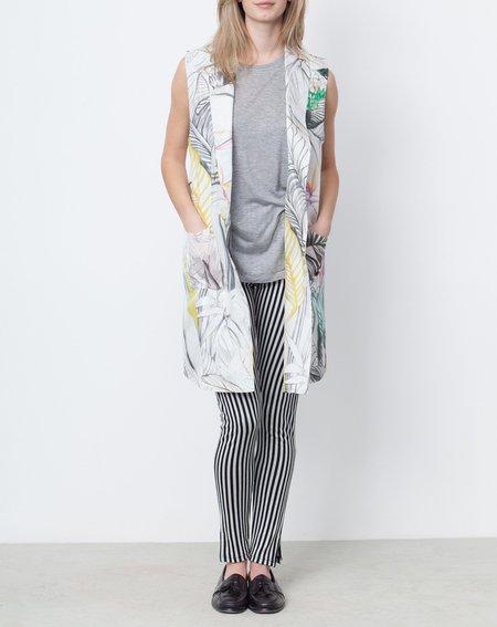 Margaux Lonnberg Kirsten Sleeveless Jacket in Kuala
