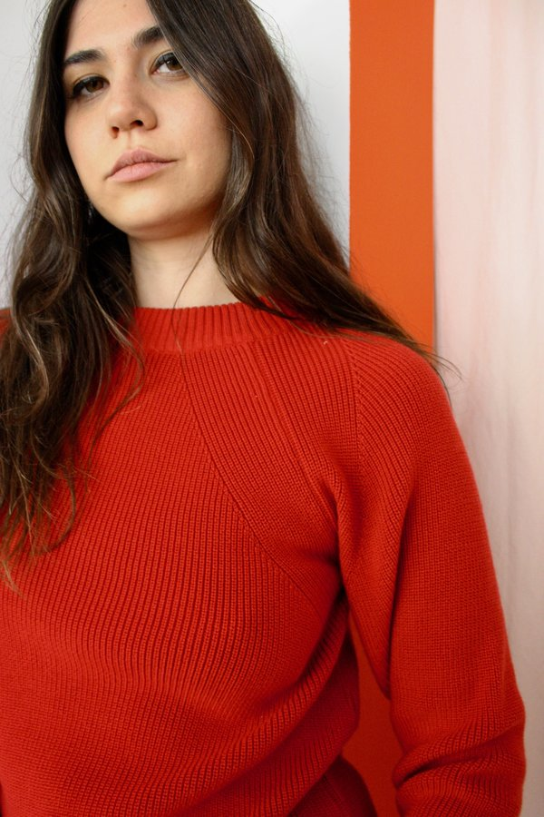 Diarte Byron sweater - red