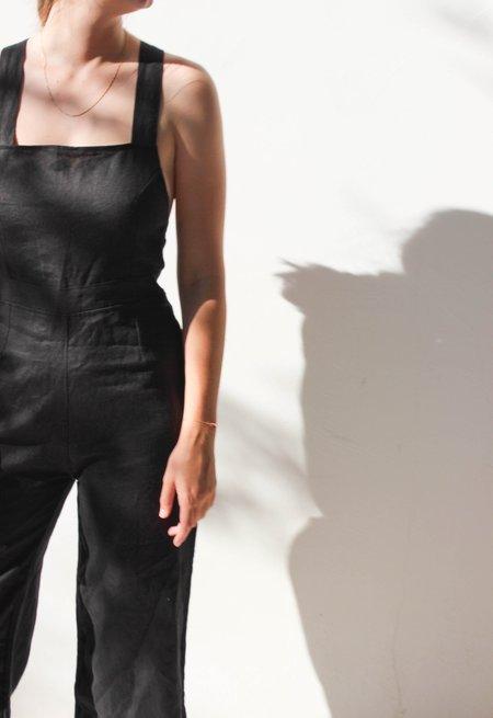 Avenue Linen Jumpsuit