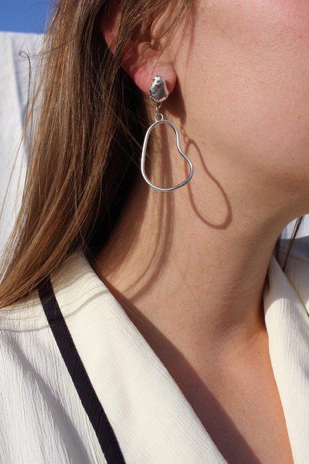 Pamela Card Cappadocia Earrings - 925 Sterling Silver