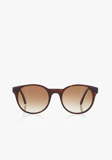 unisex Prism Paris Sunglasses - Dark Tortoise