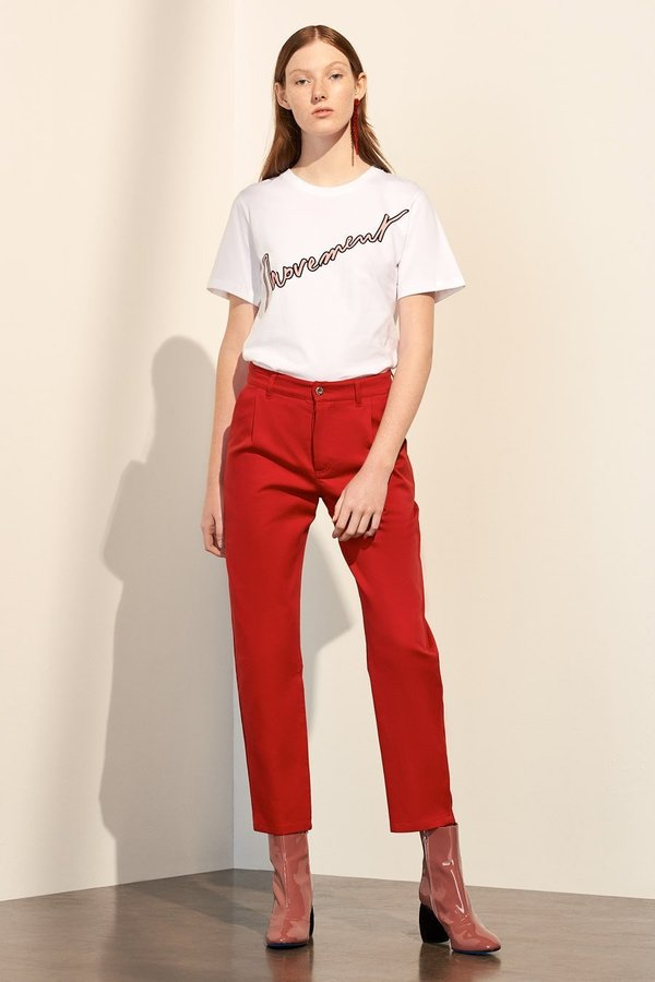 Kowtow Movement Tee