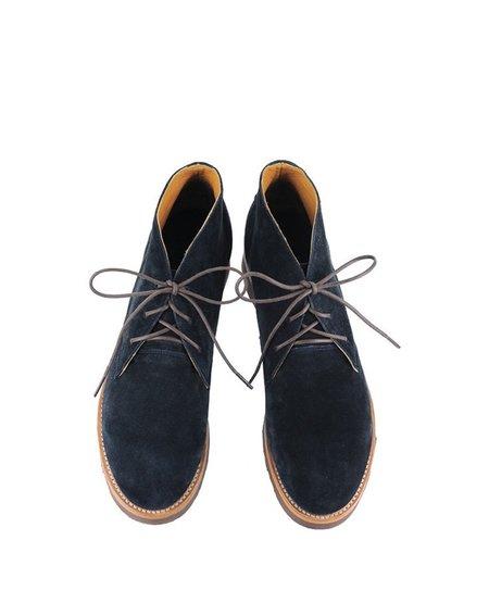 Yuketen Chuck Boots - Navy