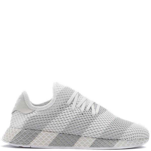 huge discount 6d412 4a42f Adidas Consortium Workshop Deerupt Shoes - WhiteGrey