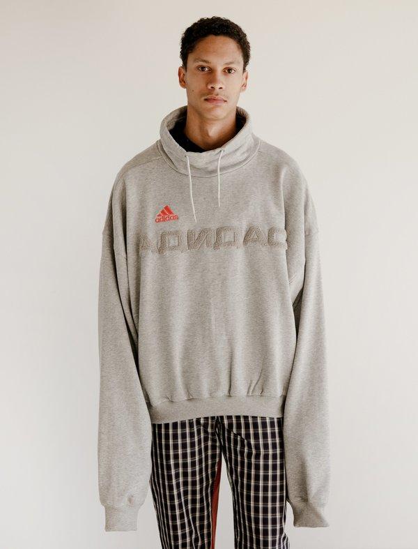 Gosha Rubchinskiy adidas Sweat Top (White) | Adidas, Fashion