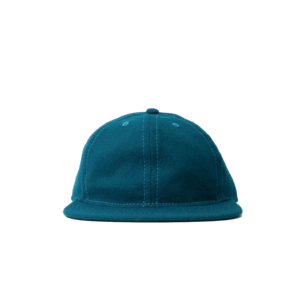 Unisex FairEnds Flannel Ball Cap - Teal e8c2c2bd3b6b