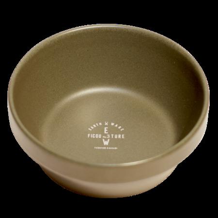 F/CE Military Hasami Block Mini Bowl - Army
