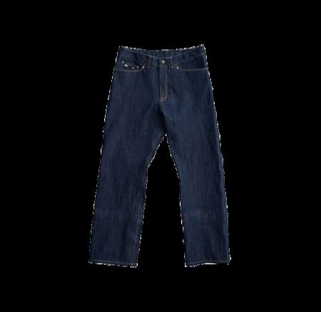 Goldwin Wash Denim GTX Pants - Denim Blue