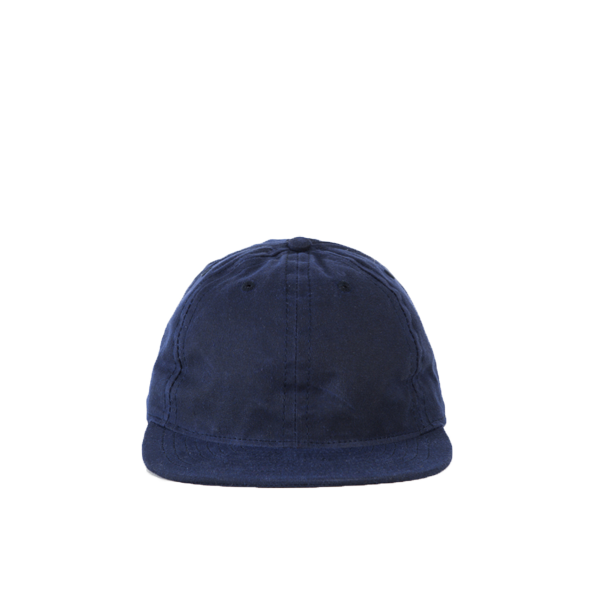 edc4499ca4369 FairEnds Waxed Cotton Ball Cap - Navy. sold out. FairEnds
