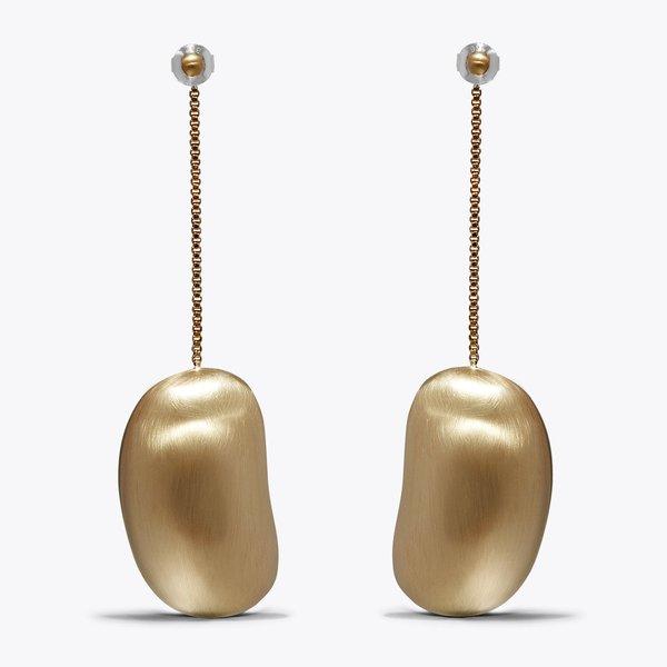 Ming Yu Wang Bean Earrings