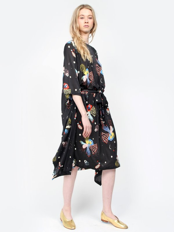 730cdbea3763 Henrik Vibskov Flip Jersey Dress - Black | Garmentory