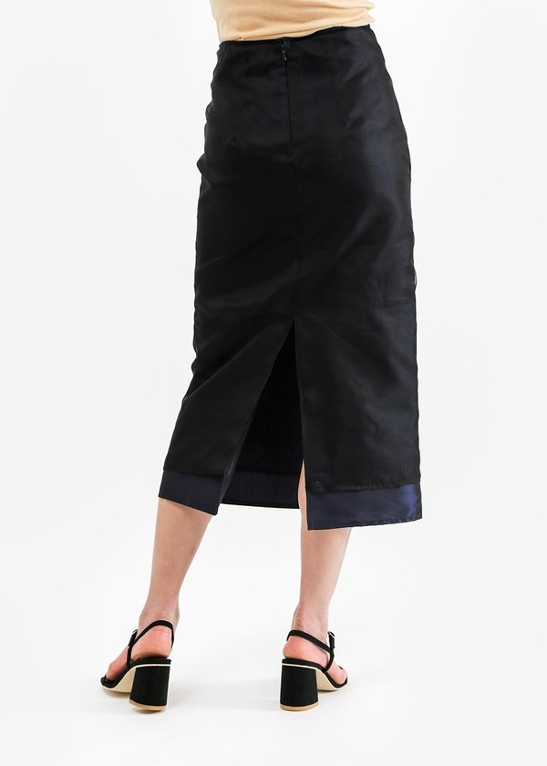Suzanne Rae Double Layer A Line Skirt