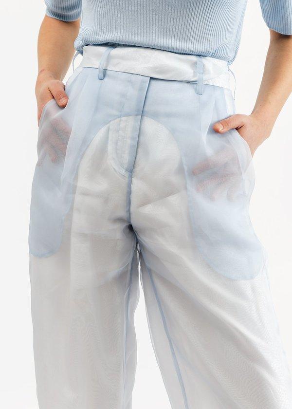 Suzanne Rae Pleated Pant