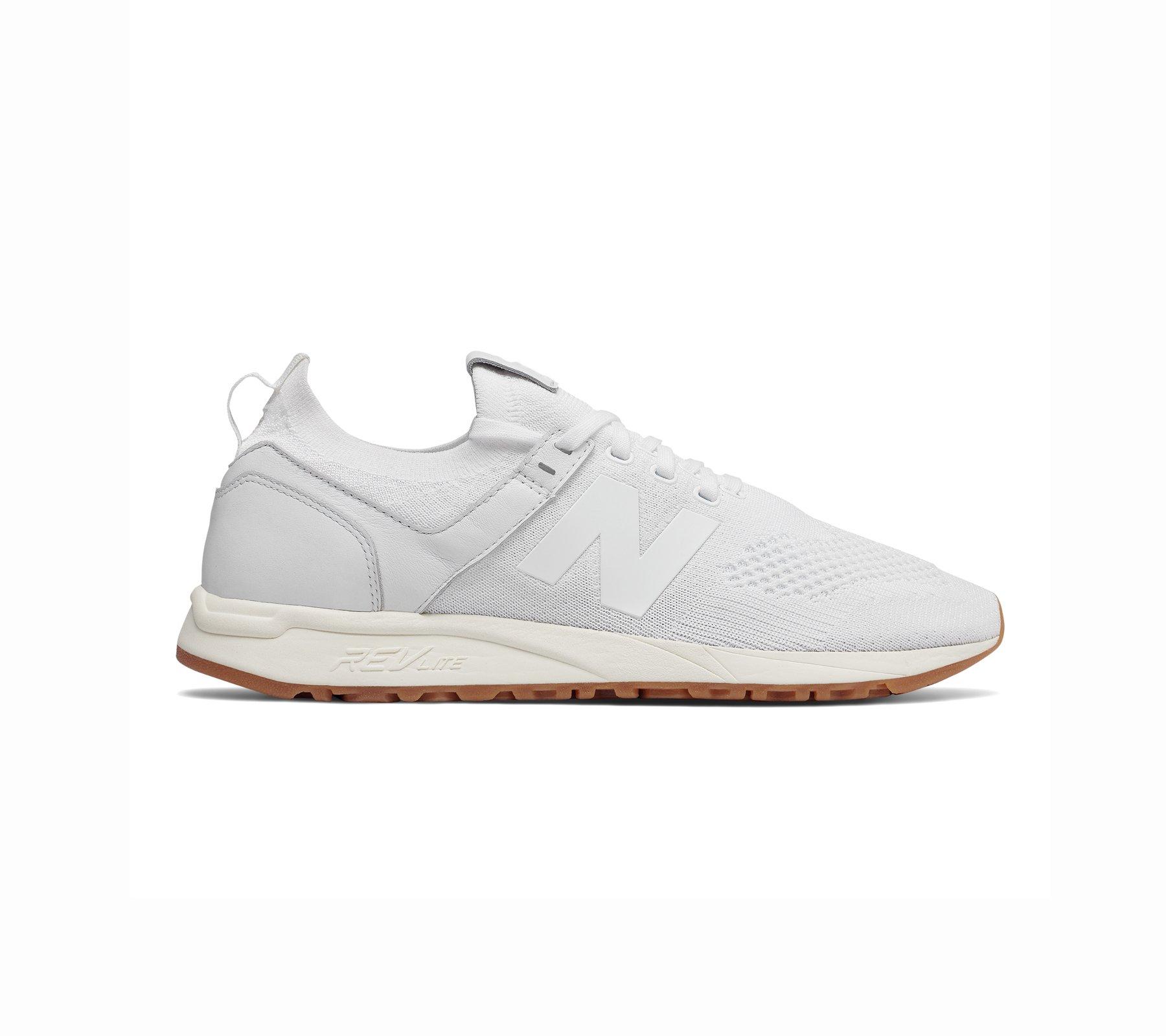 New Balance 247 Deconstructed sneaker - White/Gum