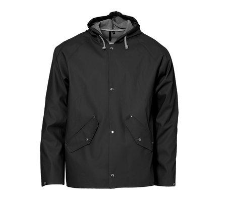 Elka Rainwear Thorsminde PVC Jacket - Black