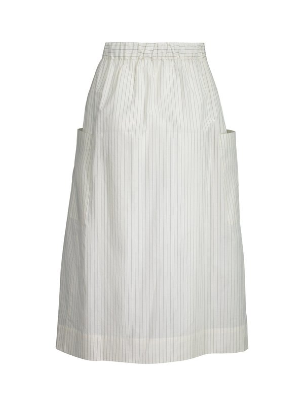 Norse Projects Julietta Light Cotton Skirt