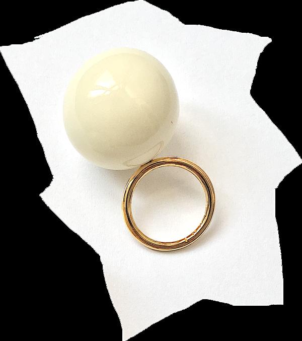 Faux/Real Lollipop Ring