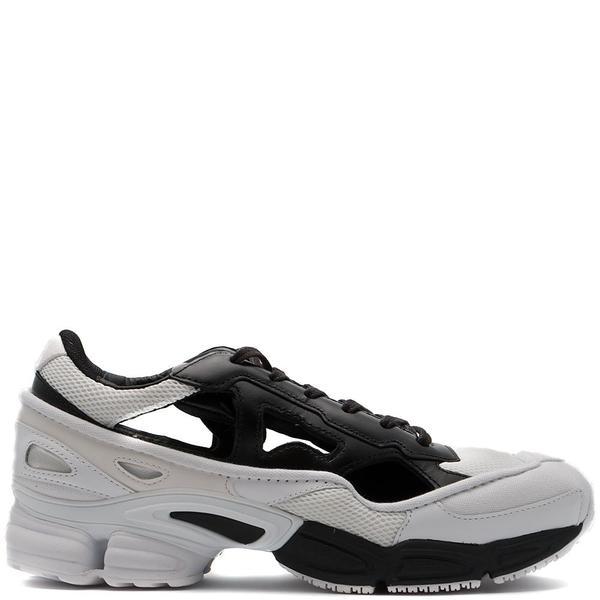 online retailer 817ea 5dac6 Adidas By Raf Simons Replicant Ozweego - Core BlackCream White