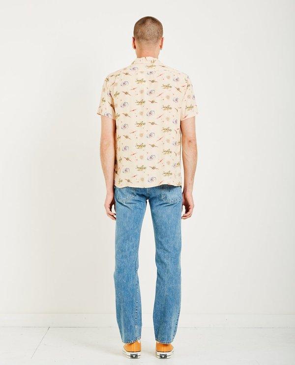d8f675fc Levi's Vintage Clothing 1940'S UNIVERSE HAWAIIAN SHIRT - BEIGE ...