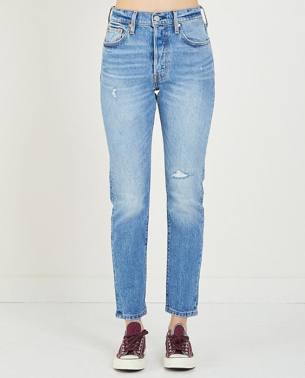0a154e6a887cf Levi s 501 SKINNY JEAN - POST MODERN BLUE. sold out. Levi s