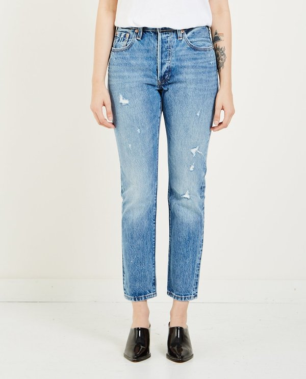 c83368177bb7ae Levi's 501 SKINNY JEAN - BEFORE DAWN | Garmentory
