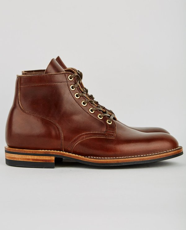 43c98f2e598 Viberg SERVICE BOOT CXL - BROWN on Garmentory