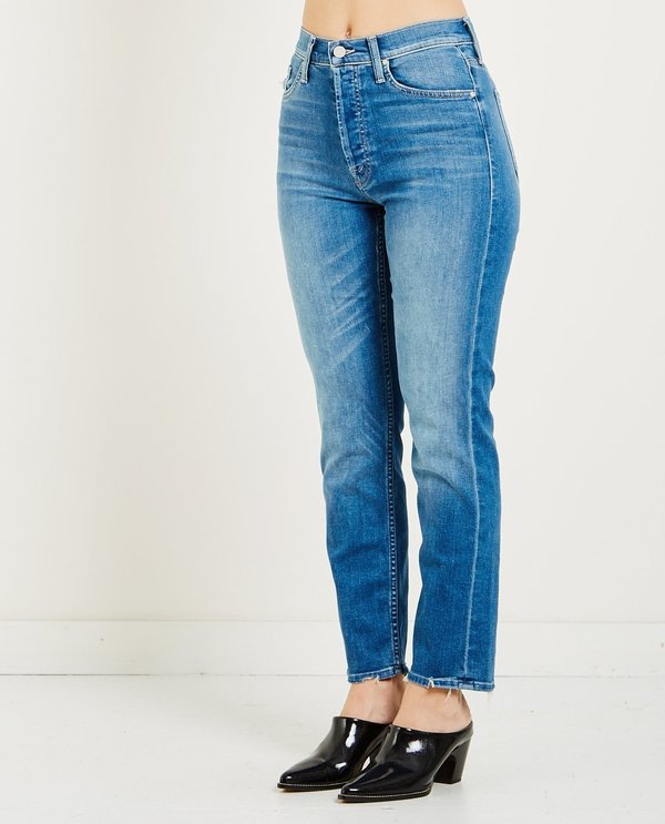 dc467961ba46 Mother Denim THE TOMCAT ANKLE JEAN - TEQUILA MOCKINGBIRD