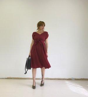 No.6 Eclipse Trapeze Dress