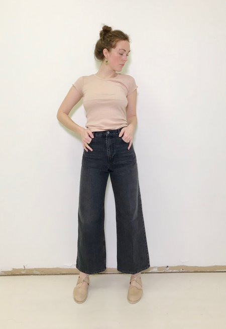 Rachel Comey Clean Legion Pant in Washed Black