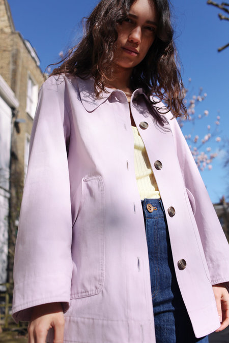 No.6 Everyday Jacket - Lilac