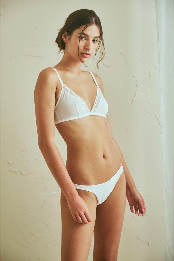 The Great Eros Sonata Seamless Bikini - Pearl
