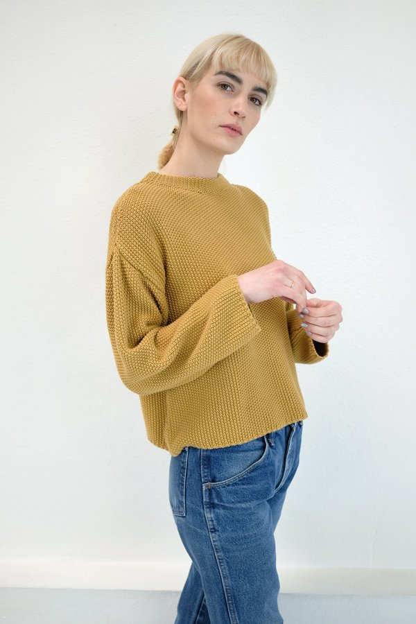Micaela Greg Seed Sweater