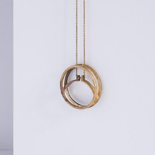 Metalepsis Projects Eclipse Necklace