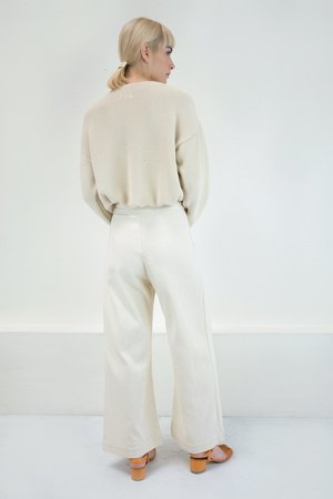 Micaela Greg Knotted Sailor Pant