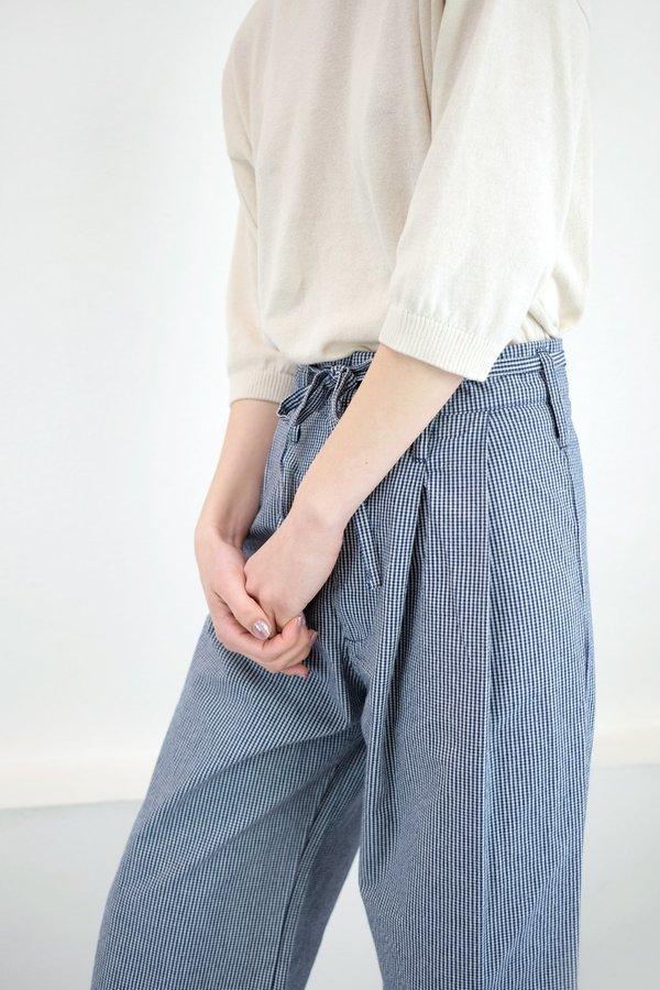 Micaela Greg Tie Wide Pant