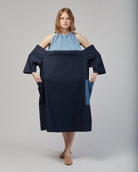 Unisex 69 Cold Shoulder Dress