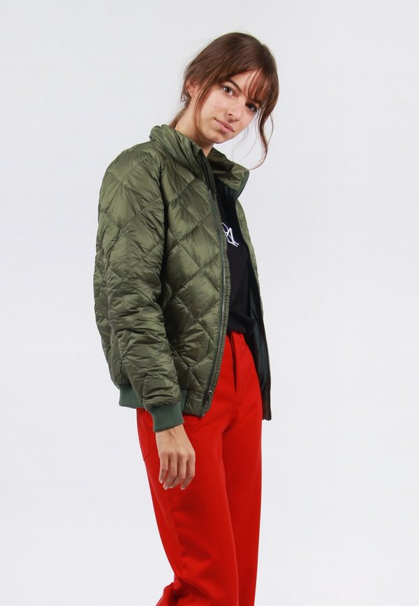 a9f7b9429e3 Patagonia Womens Prow Bomber - buffalo green. sold out. Patagonia ·  Outerwear · Jackets