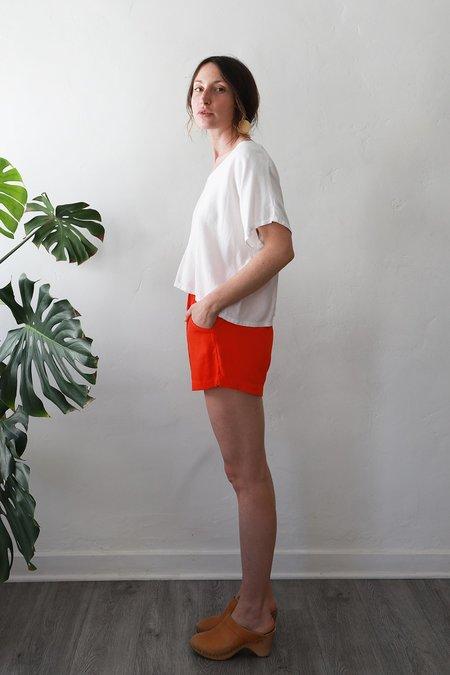 Me & Arrow Shorts - Tomato