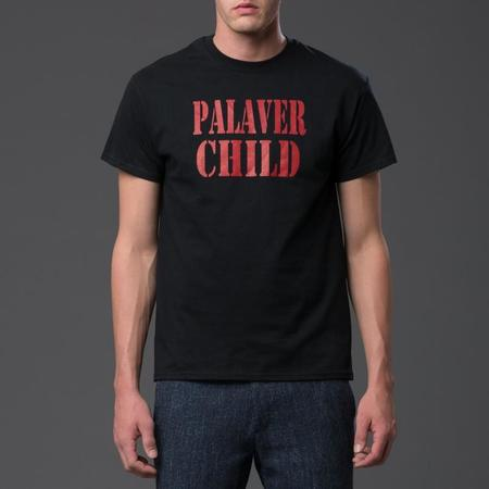 Head of State Palaver Tee - Black