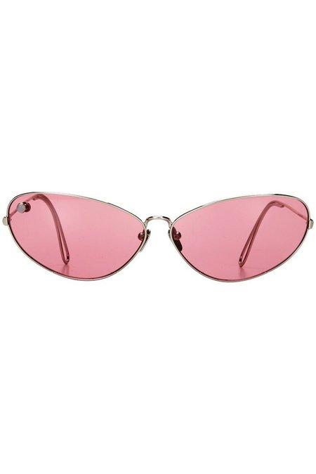 POMS Ello Rose Quartz Sunglasses - Pink